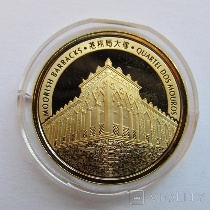 250 патак 2009 г. Китай (7,78 г. 999,9) PROOF, фото №7