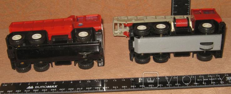Bison turbo №2.  Две машинки ГДР., фото №5