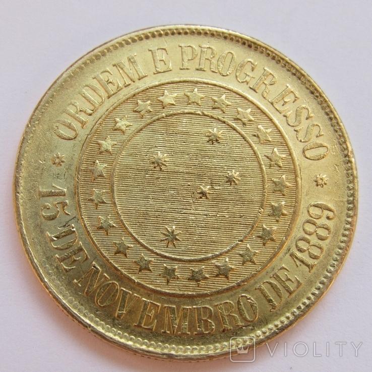 20000 рейс 1897 г. Бразилия, фото №3