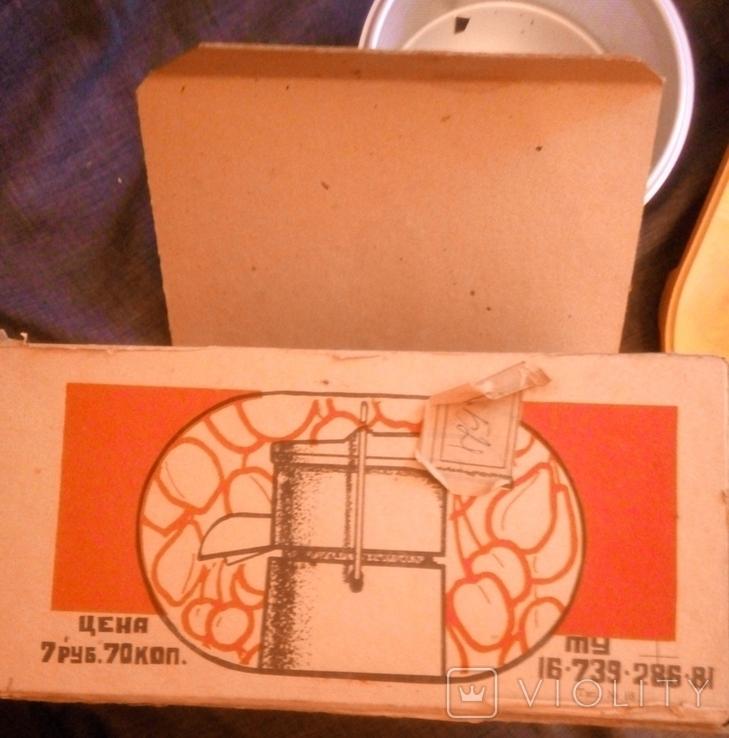 Приставка для переработки косточковых плодов к электро соковыжималкам СВ-2..., фото №3
