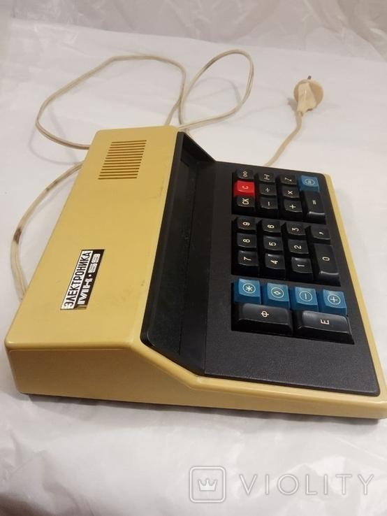Калькулятор Электроника МК-59. 1986г, фото №7