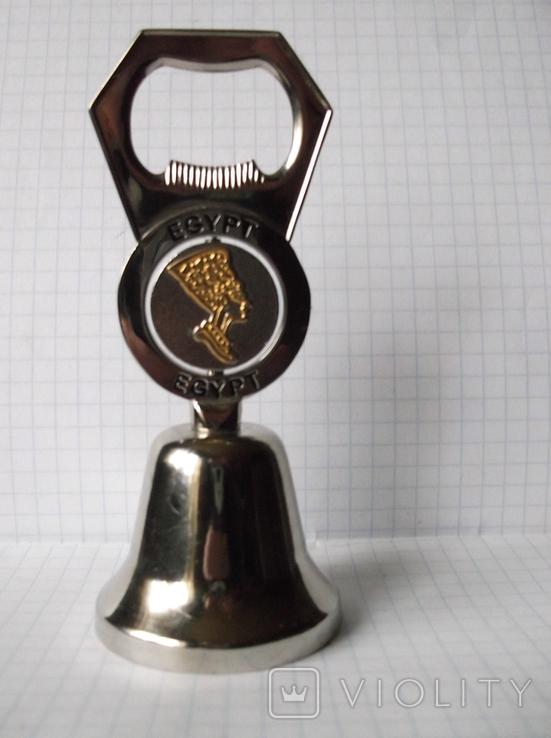 Відкривчка-дзвінок Єгипет., фото №3