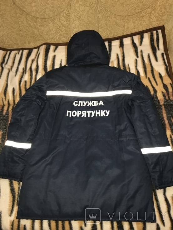 Зимняя форма ГСЧС (ДСНС, МНС, МЧС) Украины, фото №3