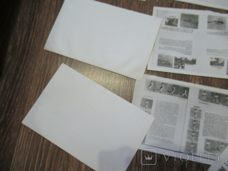 Фоторепродукция Брюс Ли +часть книга по карате, фото №9