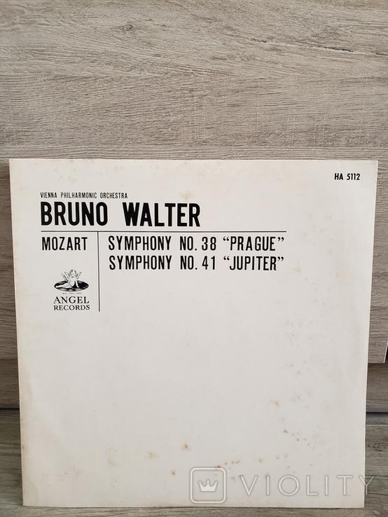 "Red Seal Vinyl. Classical. ""Bruno Walter - Mozart Prague/Jupiter"", фото №3"