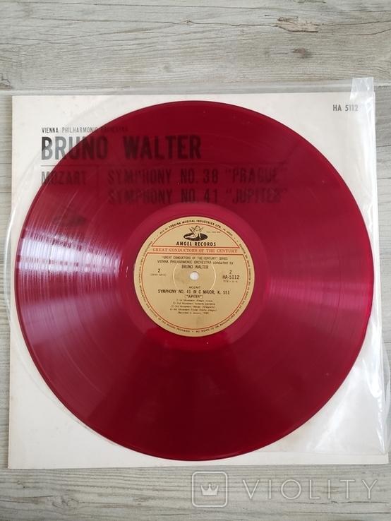 "Red Seal Vinyl. Classical. ""Bruno Walter - Mozart Prague/Jupiter"", фото №2"