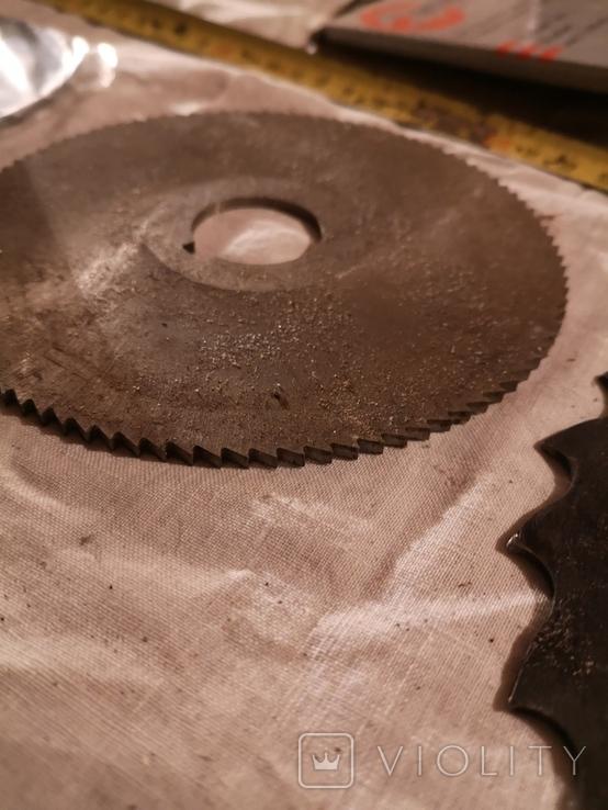 Диски пильные для циркулярной пилы 3 штуки, фото №12