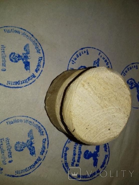 Печать третий рейх резина, фото №4
