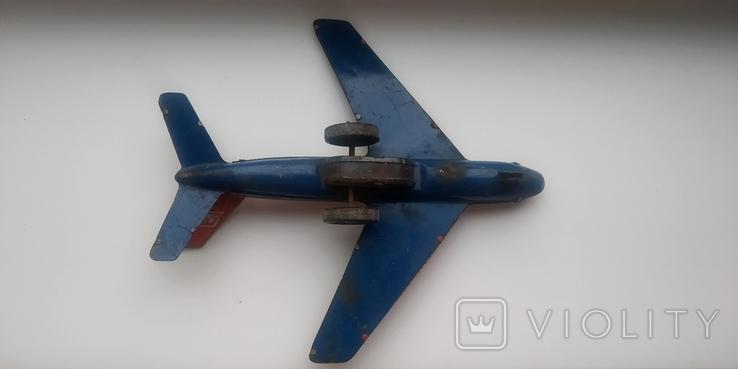 Самолет игрушка времен ссср, фото №4