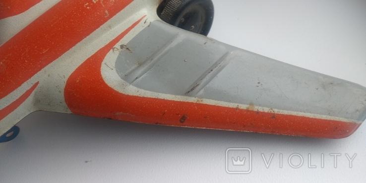 Самолет игрушка времен ссср, фото №9