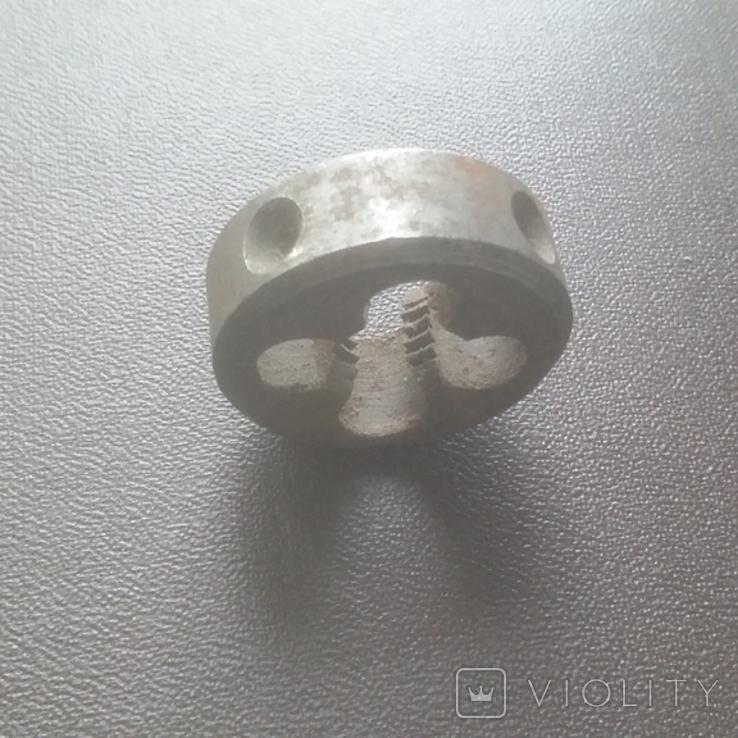 Плашка Лерка советская М11, фото №9
