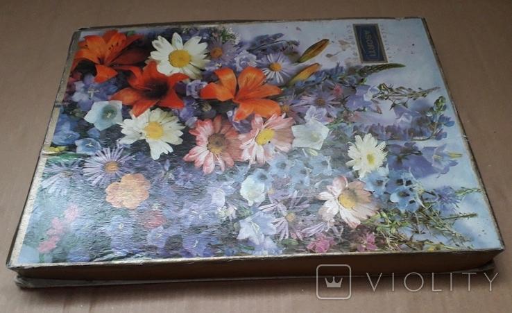 Коробка от Конфет, Ассорти, Каунасская Конд Ф-Ка, Литовская ССР, фото №5