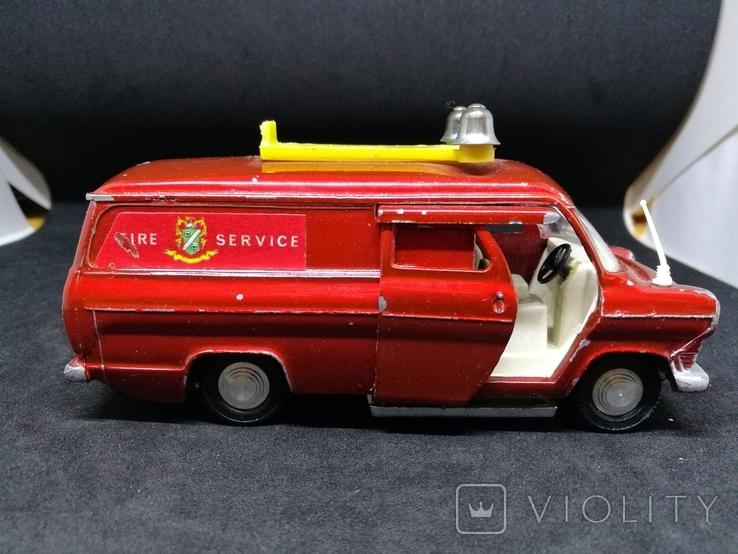 Dinky Toys No.407 Ford Transit Mk1, фото №2