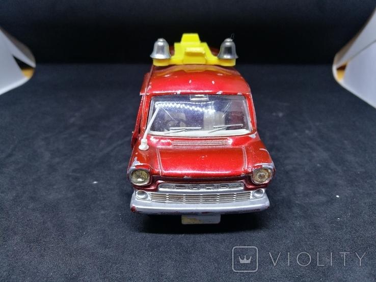 Dinky Toys No.407 Ford Transit Mk1, фото №8