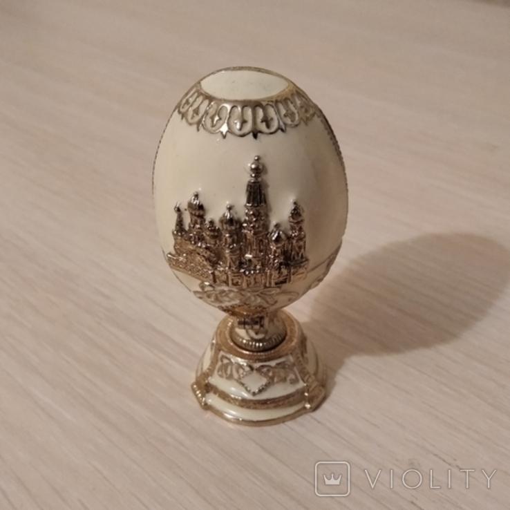 Яйцо-сувенир в стиле Фаберже, фото №2