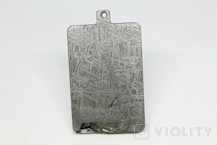 """Кулон """"Гуру Падмасамбхава"""" із  метеорита Aletai, 75,2 грам, із сертифікатом автентичності, фото №9"""