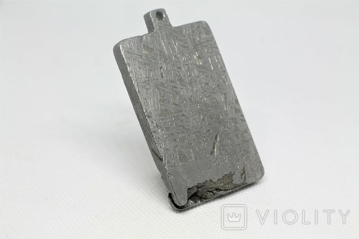 """Кулон """"Гуру Падмасамбхава"""" із  метеорита Aletai, 75,2 грам, із сертифікатом автентичності, фото №10"""