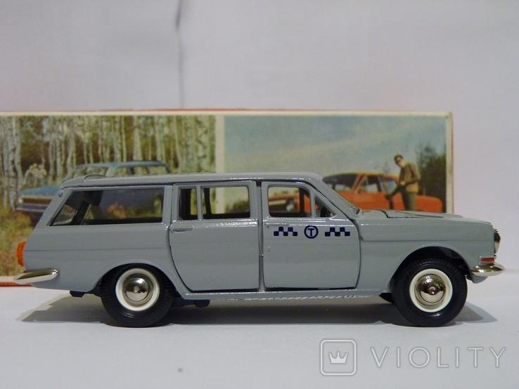 Волга ГАЗ 2402 Такси, фото №4