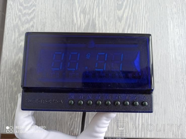 Часы. Электроника / настольные / работают (новые), фото №10