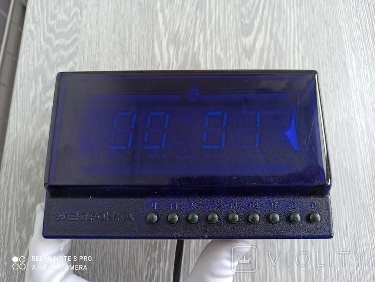 Часы. Электроника / настольные / работают (новые), фото №11