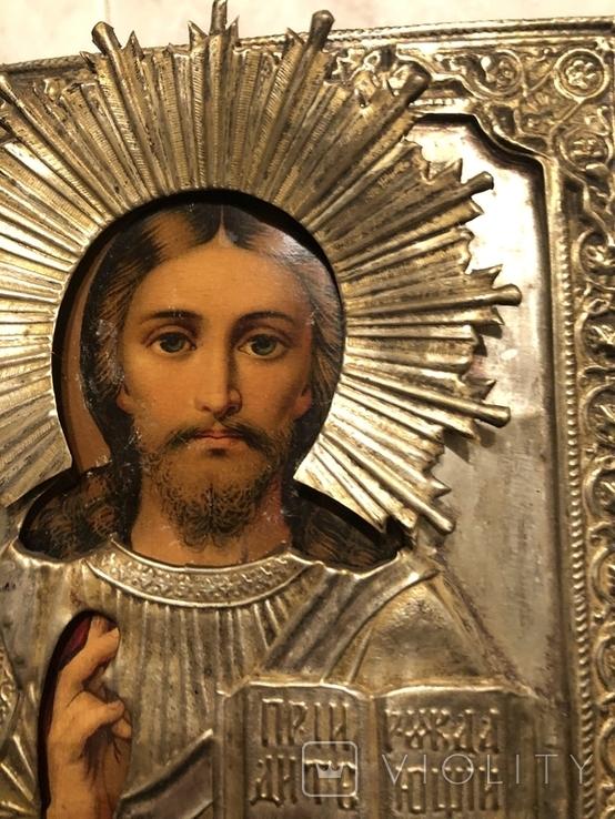 Икона Господь Вседержитель, фото №11
