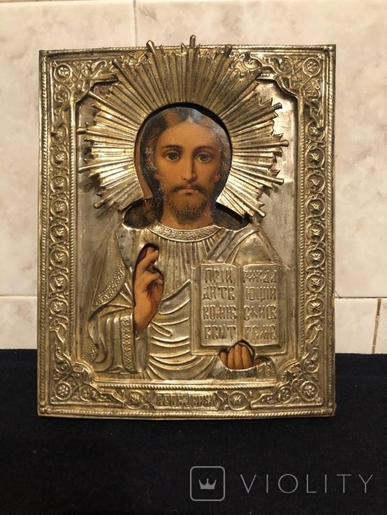 Икона Господь Вседержитель, фото №12