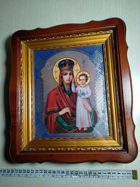 Икона Божией матери призри на смирение, фото №2