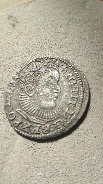 Трояк 1589, фото №3