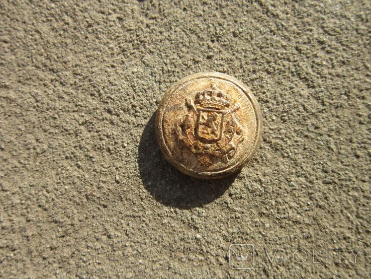 Пуговица Бельгия, фото №2