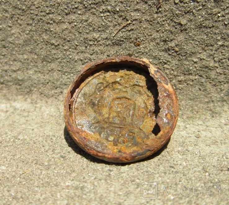 Пуговица Бельгия, фото №4
