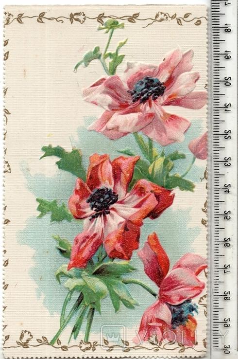 Старинная открытка. После 1945 года. Разное., фото №2