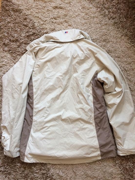 Куртка berghaus с флисовой кофтой, фото №6