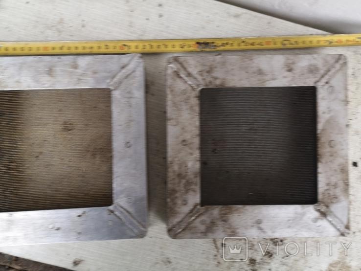 Решетки металлические алюминиевые сетка для вытяжки 2 шт, фото №9