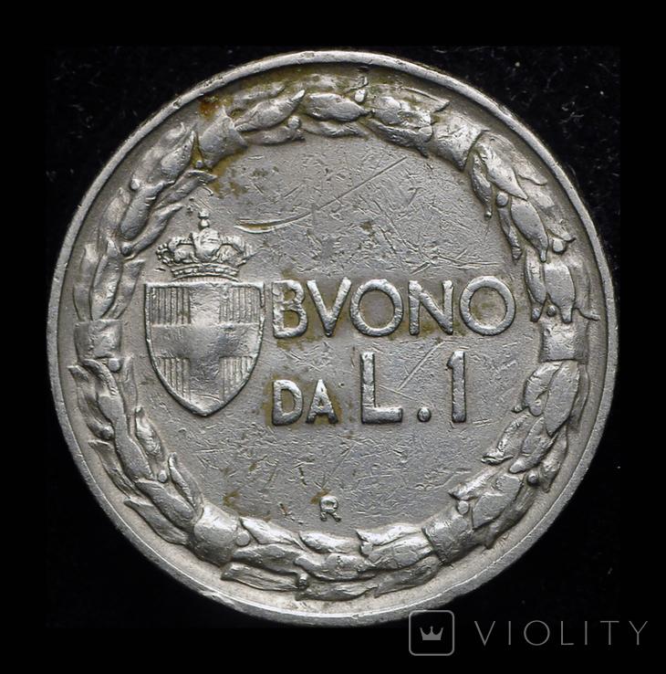 Италия лира 1923, фото №3