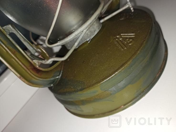 Керосиновая лампа 7ф-1 1957(1954)года НОВАЯ!, фото №8