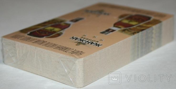 """Игральные карты """"Жан-Жак"""" (полная колода,54 листа) Одесса.,Украина, фото №6"""
