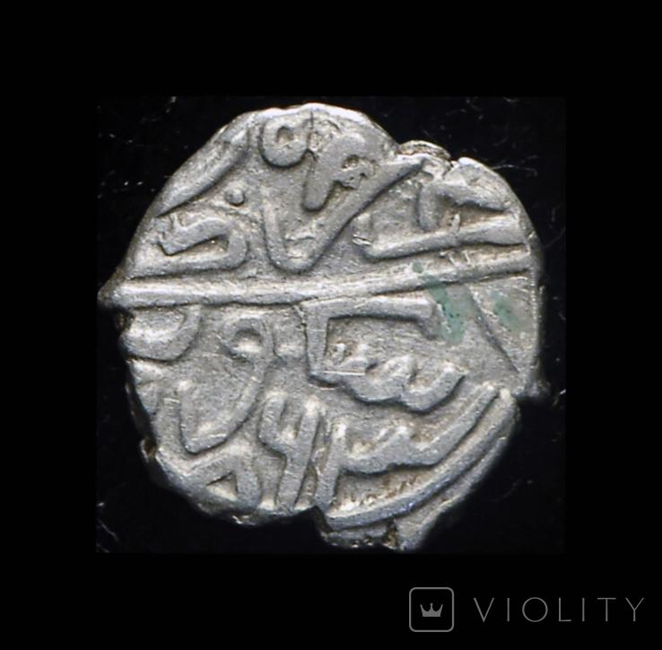 Турция акче Мехмет II 864 (1460 от Р.Х.) серебро, фото №3