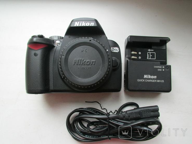 Ф-т Nikon D60