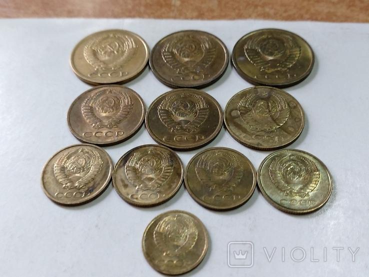 Лот монет., фото №6