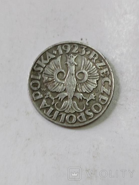 50 грошей 1923г., фото №3