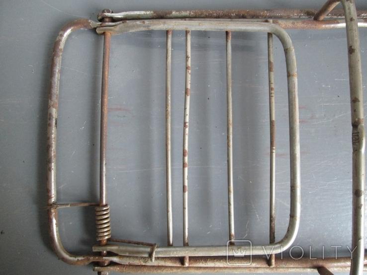 Багажник для мотоцикла универсальный, фото №7
