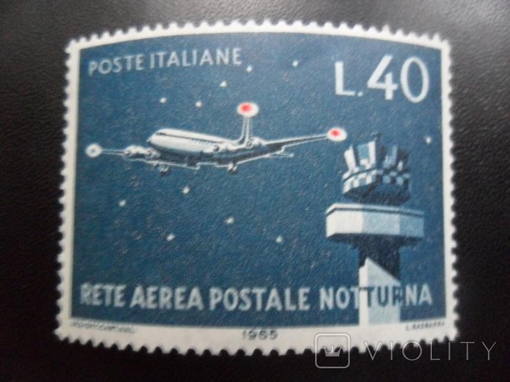 Авиация. Италия. 1955 г.  MLH, фото №2