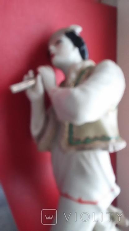 Легінь з сопілкою, фото №13