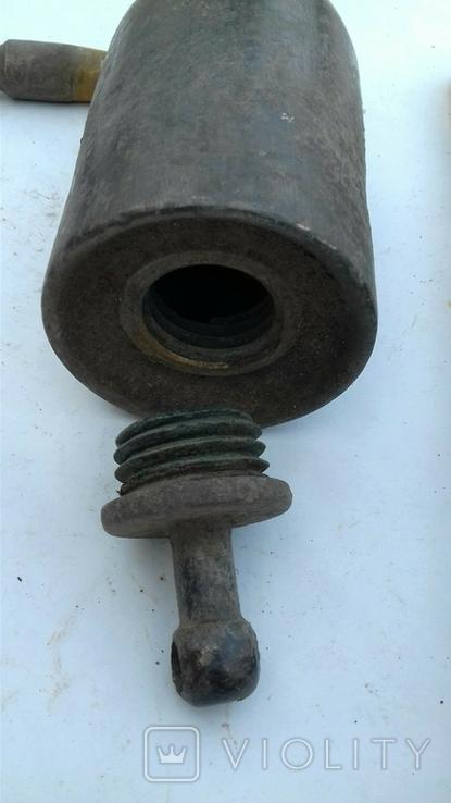 Детали паровой установки(машины)+2 бронз.ручки, фото №7