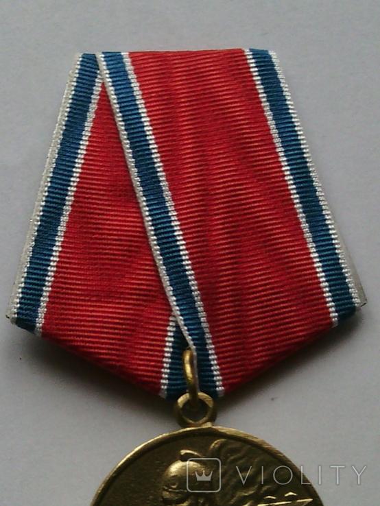 "Копия медали ""За отвагу на пожаре"", фото №6"