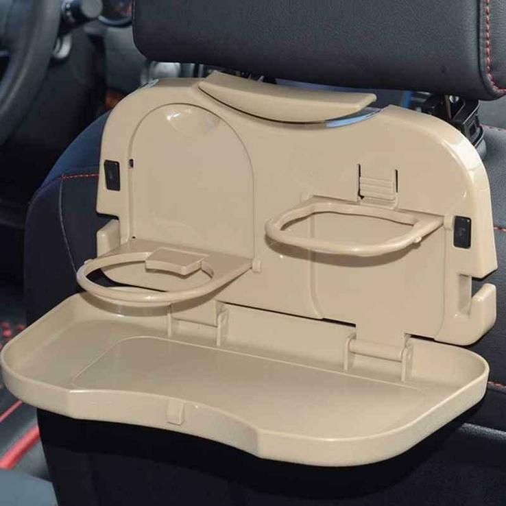 Складывающийся столик в машину для напитков, Автомобильный держатель напитков.
