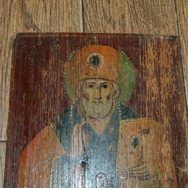 Икона старинная, фото №5