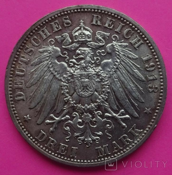 3 марки, 1913г, фото №5