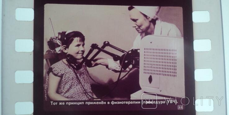 Электрические колебания диафильм 1971 год, фото №8