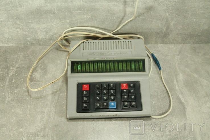 Настольный калькулятор Электроника G 3-05 м, фото №2